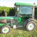 Ciągniki do uprawy winorośli