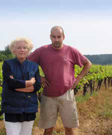Fabienne i Alain Bruguière/Fot. M. Śmietana