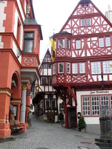Bernkastel Miasto/Fot. W. Gogoliński
