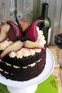 Tort czekoladowy | Fot. Małgorzata Wołoszyn