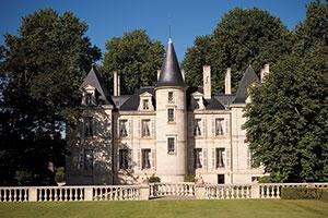 Fot. Sbastian Cottereau/Châteaux Pichon Longueville Comtesse de Lalande