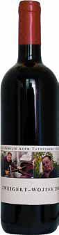 Moje wino, czyli ZW 3 QW Wojtek (Zweigelt, Zbiornik 3, Qualitätswein, Wojtek)/Fot. W. Gogoliński