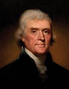 T. Jefferson