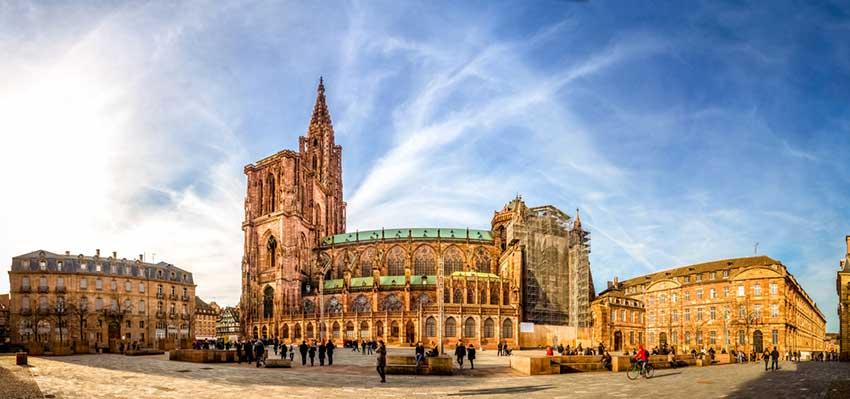 Katedra wStrasburgu