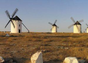 Wina spod znaku Don Quijote'a