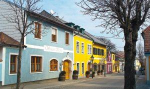 Od bramy do bramy, czyli weekend w austriackich heurygerach