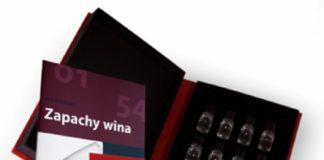 Próbki zapachów wina