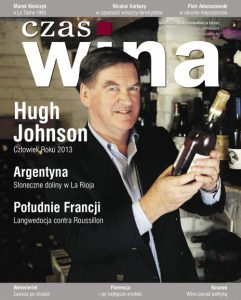 Hugh Johnson – Człowiek Roku 2013