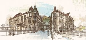 Biało-czerwona Praga