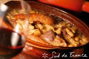 Trzy dania z bardzo południowej Francji