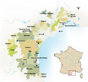 Apelacje Langwedocji-Roussillon