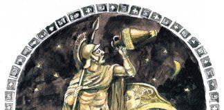 Aleksander Wielki wino w starożytności antyk