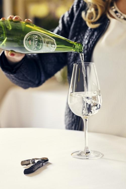 Woda i wino - duet doskonały