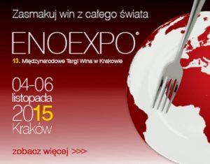 """""""Czas Wina"""" na ENOEXPO® 2015"""