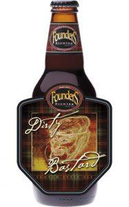 Dirty Bastard (scotch ale – wee heavy)