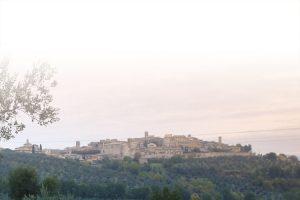 Podróż do Montefalco