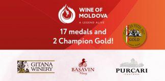 17 medali dla Win Mołdawii