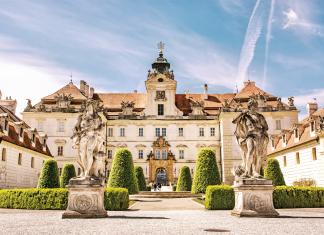 Morawy – Zamek Valtice