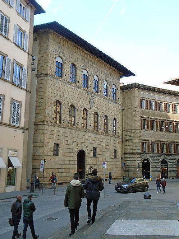 Pałac Antinorich | fot. Eugenio Hansen, OFS