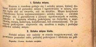 B. Leśniewska, Kucharz polski dla młodych gospodyń (1911) | polona.pl