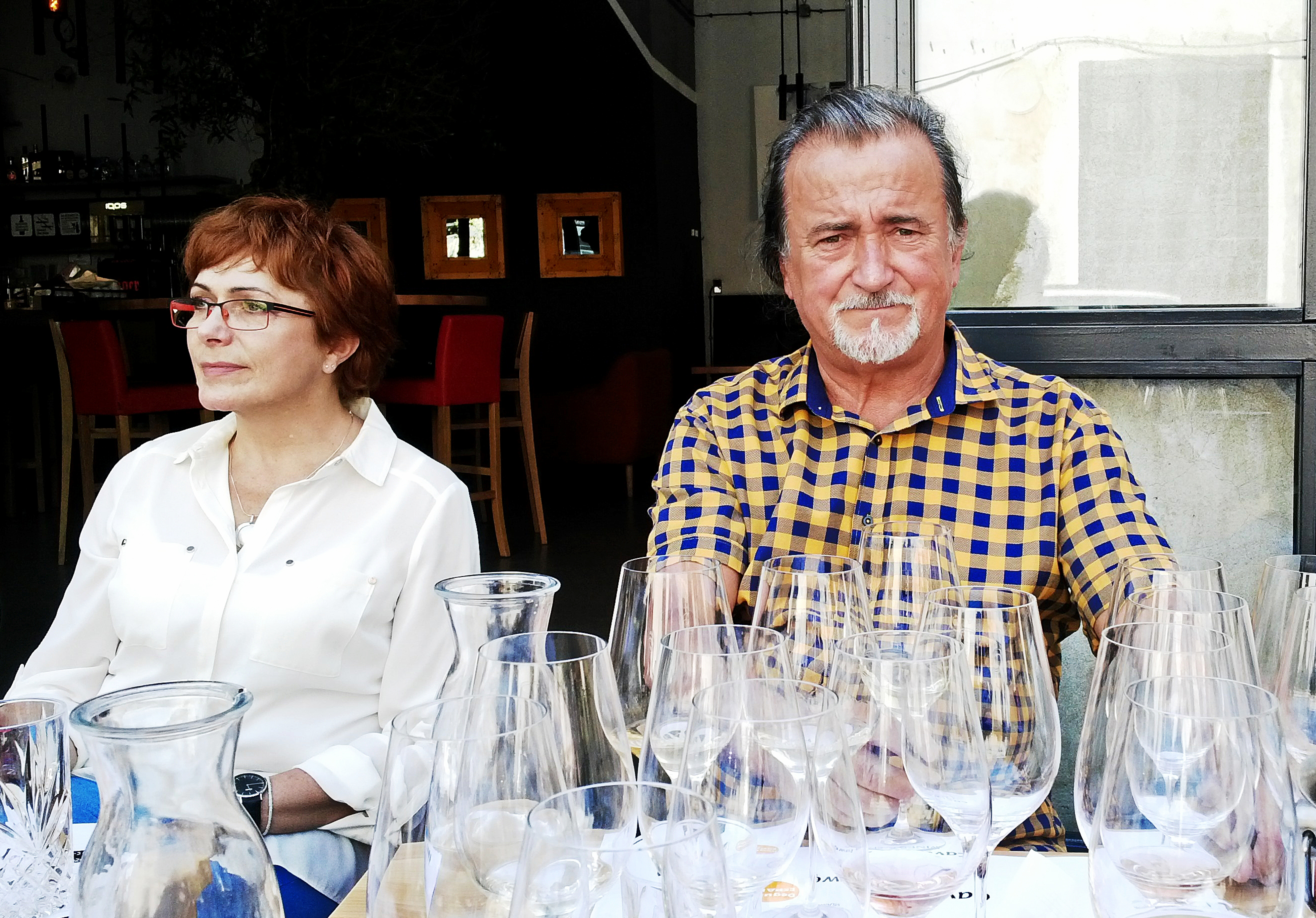 Ewa Wawro i Roman Myśliwiec | fot. W. Gogoliński