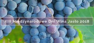 XIII Międzynarodowe Dni Wina w Jaśle