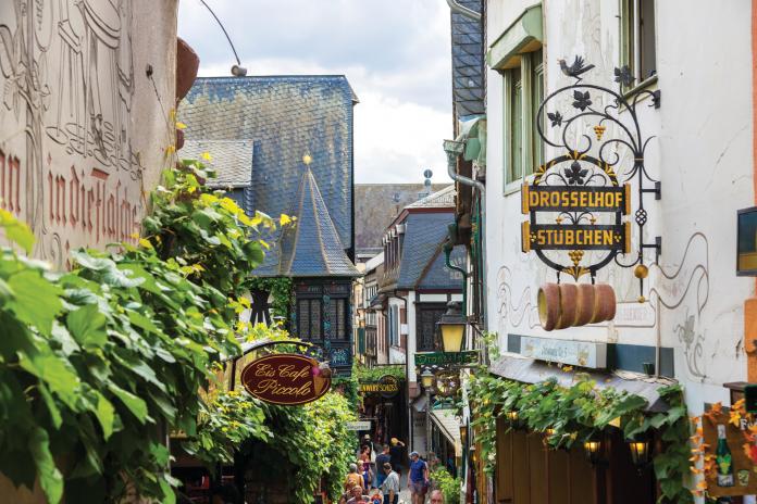 miasteczko Rüdesheim