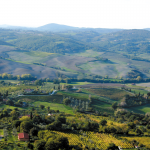 Val d'Orcia – najpiękniejsza dolina w Toskanii | fot. D. Romanowska