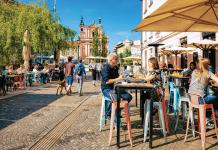 Lublana | fot. R. Babakin / shutterstock