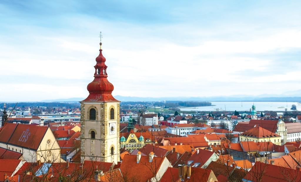 Panorama Ptuja | fot. Littleaom / shutterstock