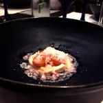 Deser, czyli rześka mirabelka zCzańca na lodzie ipod różową pierzynką | fot. JKS