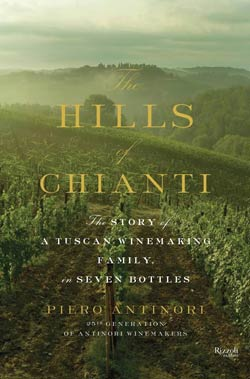 The Hills of Chianti, Piero Antinori recenzja