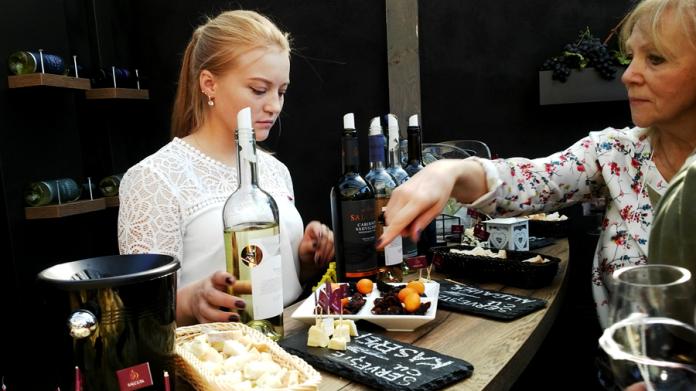 Narodowy Dzień Wina w Mołdawii, październik 2018 | fot. W. Gogoliński