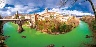 Friuli-Wenecja Julijska, region Veneto, Włochy | fot. xbrchx / shutterstock