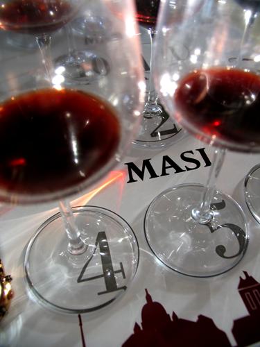 Degustacja MASI | fot. W. Gogoliński