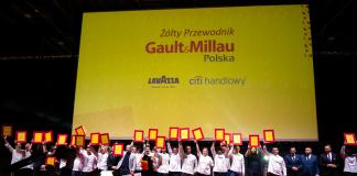 Wyróżnieni w czasie Gali Żółtego Przewodnika Gault&Millau, 26 listopada 2018 | fot. G&M