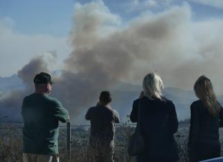 Woolsey Fire, Los Angeles, CA/USA | fot. BrittanyNY / shutterstock