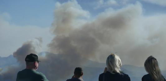 Woolsey Fire, Los Angeles, CA/USA   fot. BrittanyNY / shutterstock