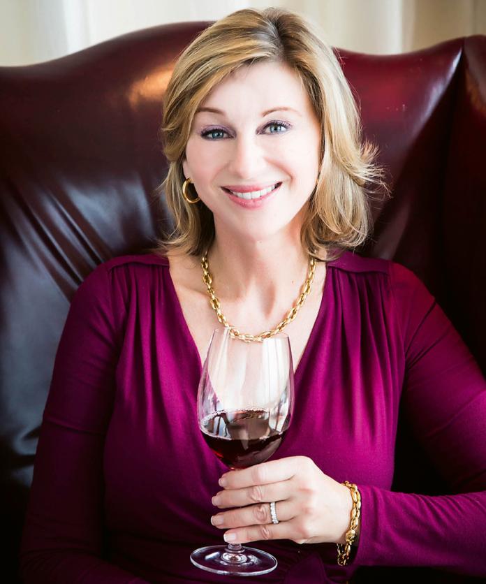 Debra Meiburg MW | fot. fot. Meiburg Wine Media