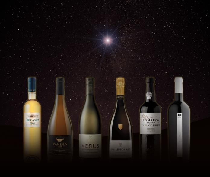 Wina czasu świątecznego | grafika ©Czas Wina