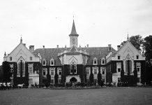 Pałac w Dzikowie | fot. Narodowe Archiwum Cyfrowe