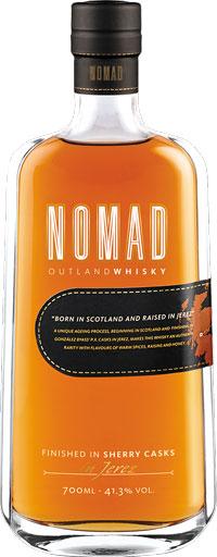 Nomad Outland Whisky Sherry Cask Gonzalez Byass. | czytaj więcej