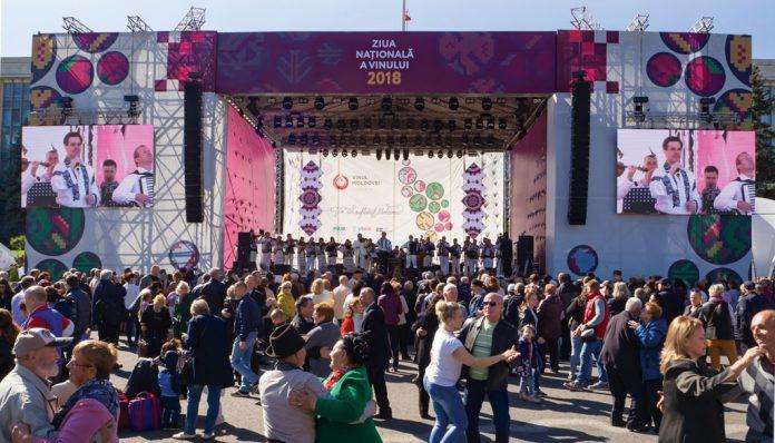 Święto wina w Kiszyniowie, 2018 | fot. Stanislav71 / shutterstock