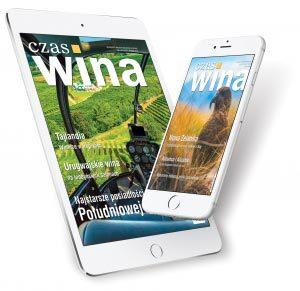 Zamów e-wydanie miesięcznika Czas Wina
