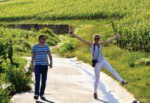 Marta i Robert Dąbrowscy, winnice Rheingau | Nasz Świat Win | fot. P. Wdowiak