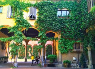 Winnica Leonarda da Vinci w Mediolanie | fot. / Capture Light / shutterstock