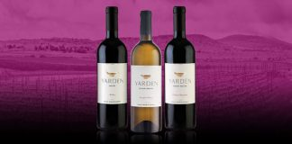 Wina Yarden, od lewej: Merlot, Sauvignon Blanc i Cabernet Sauvignon