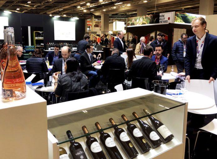 Wine Paris 2019. Pierwsza edycja | fot. W. Gogoliński