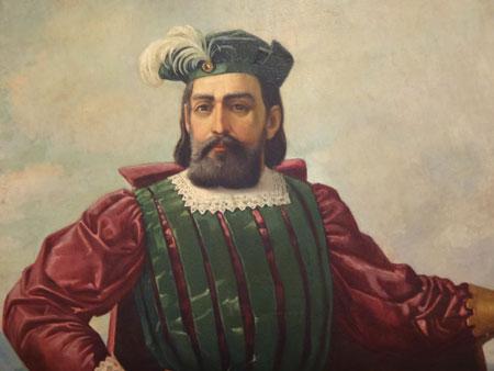 Brás Cubas, fragm. portretu aut. Benedito Calixto | il. Fulviusbsas / Wikimedia Commons