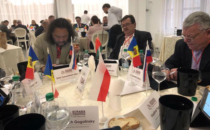 Eurasia Wine & Spirits Competition 2019 Moldova | fot. archiwum W. Gogolińskiego